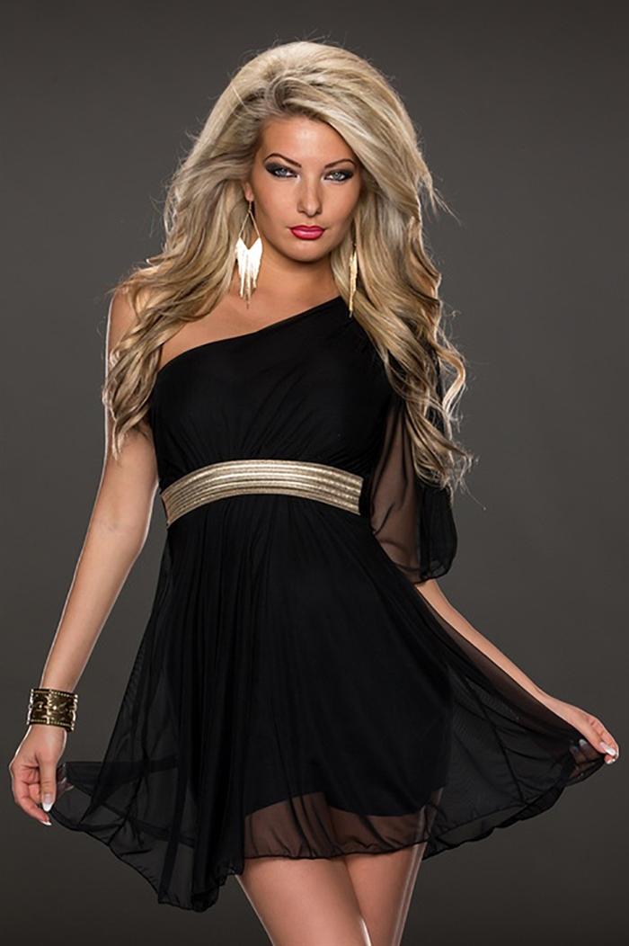 Cross Back kjole Betina